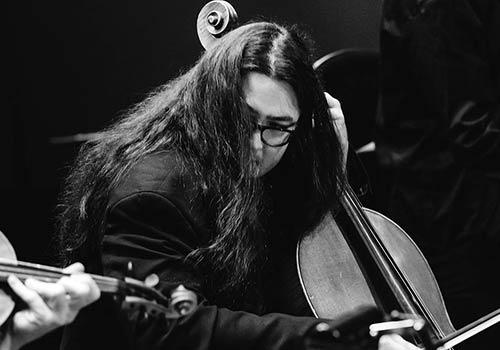 Paul Wiancko - Cellist / Composer / Collaborator